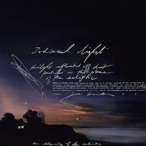 NZ Landscape - Zodiacal Light by Peter James Smith