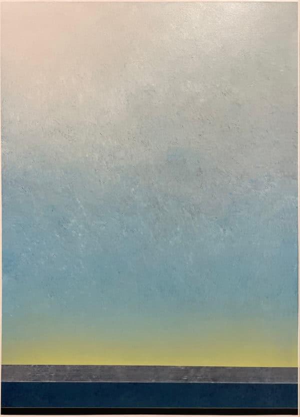 Contemporary landscape - Big Sky by Richard Adams