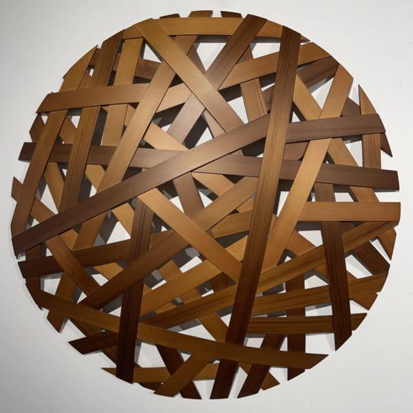 Sculpture - Cedar Weave by Jamie Adamson