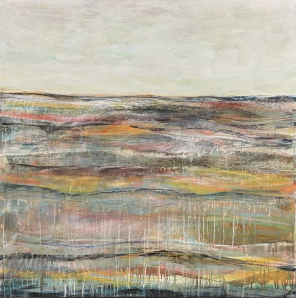 Contemporary landscape - Moments by Jody Hope Gibbons