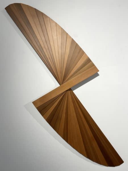 Sculpture - Twist by Jamie Adamson