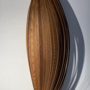 Sculpture - Anima Mundi Pod 21160 by Liz McAuliffe