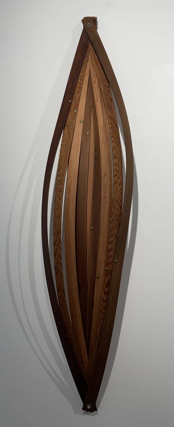 Sculpture - Anima Mundi Pod 21166 by Liz McAuliffe