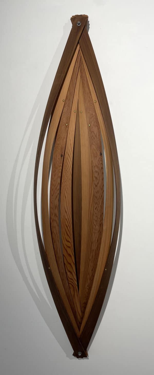 Sculpture - Anima Mundi Pod 21168 by Liz McAuliffe