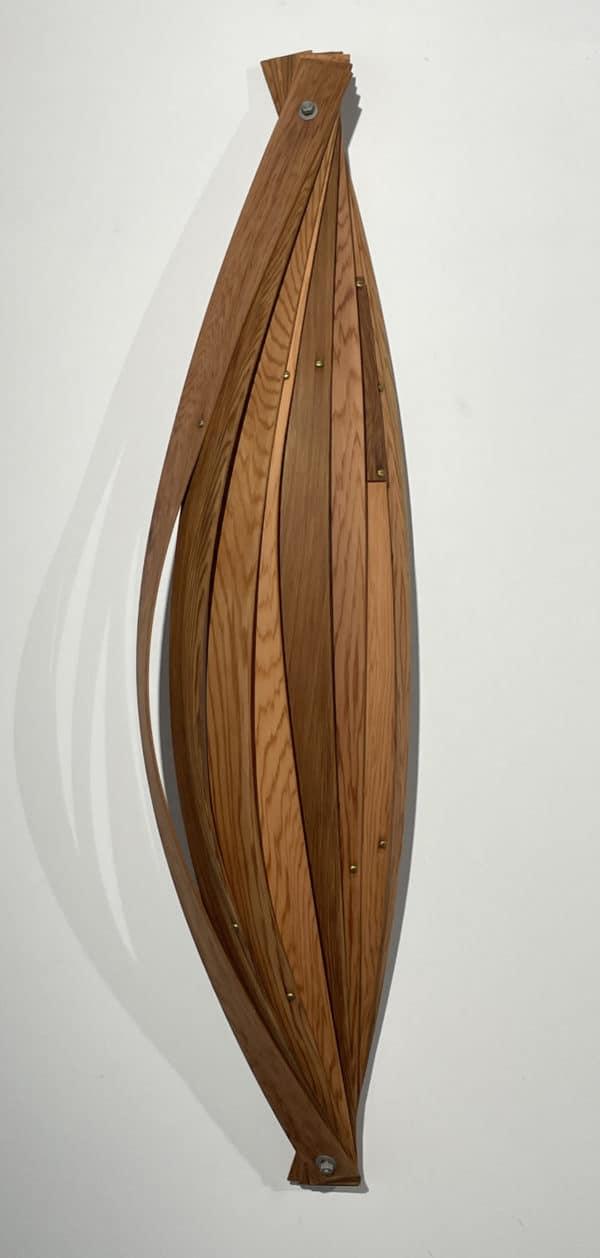 Sculpture - Anima Mundi Pod 21169 by Liz McAuliffe