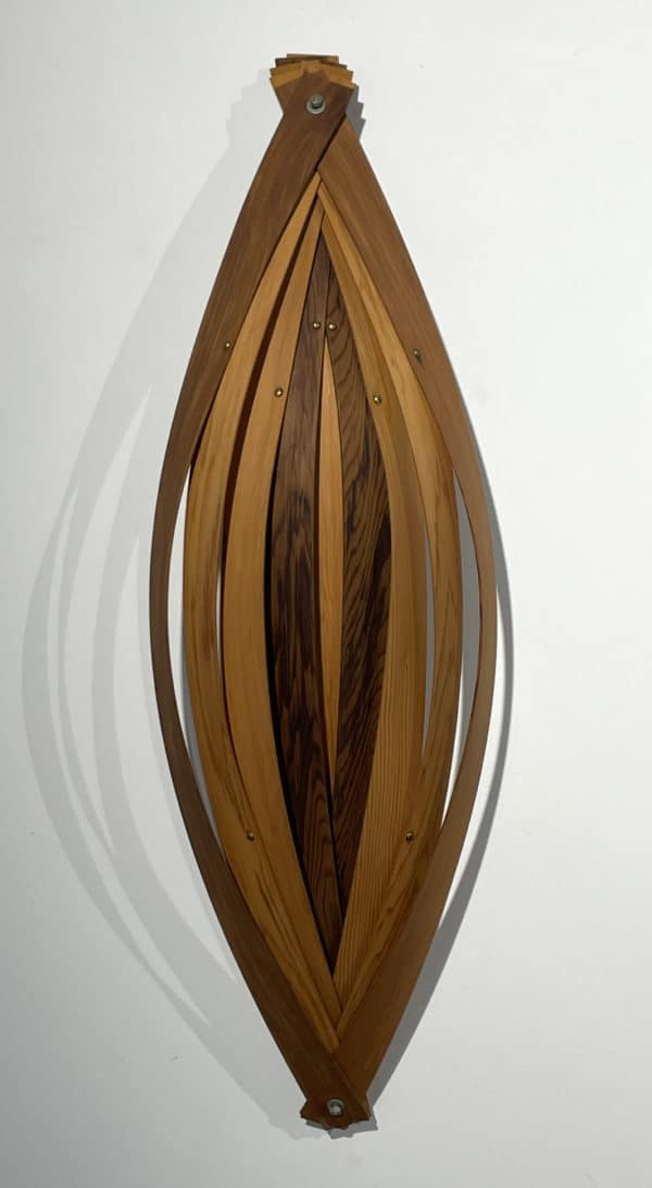 Sculpture - Anima Mundi Pod 21170 by Liz McAuliffe