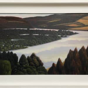 Landscape - Skywater by Sally Simons