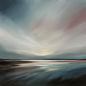 Landscape - Wild Coastline by Tut Blumental