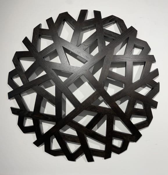 Sculpture - Boxed In by Jamie Adamson