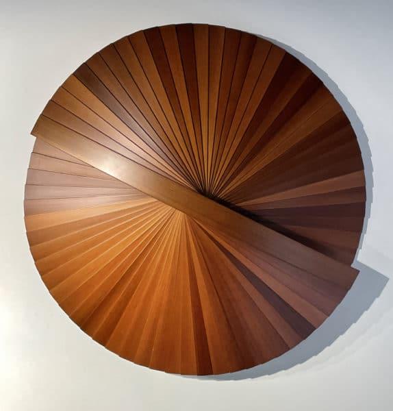 Sculpture - Unfolding, by Jamie Adamson