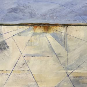 Contemporary landscape - Home by Ron Hall