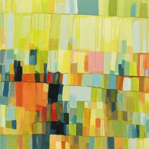 Abstract - Rina Orezzoli by Constanza Briceno