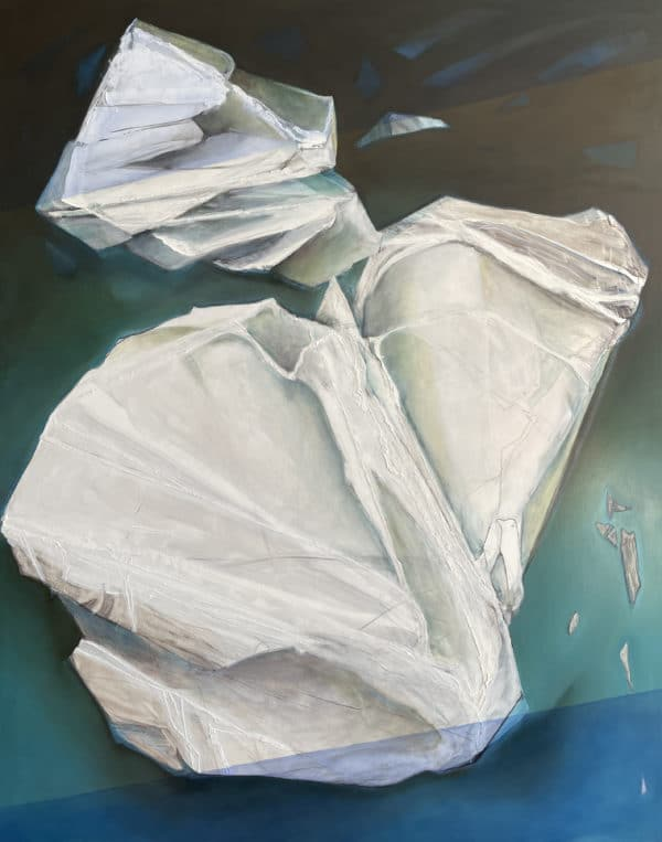 Abstract - Rag Man Blues by Sue Collins