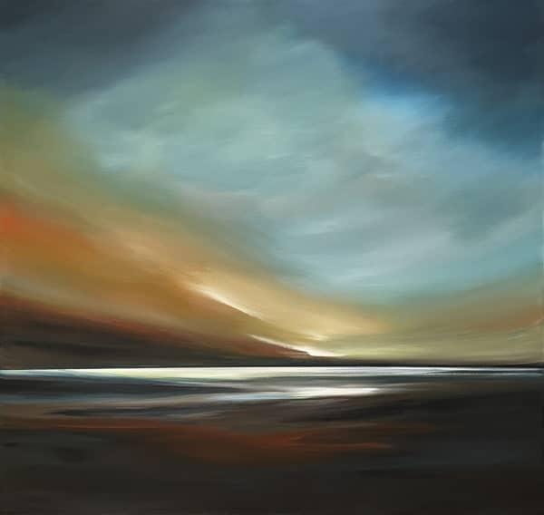 Landscape - A Peaceful Day by Tut Blumental