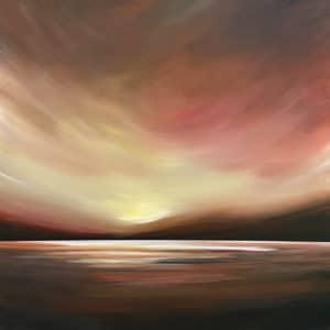 Landscape - Always in my Heart by Tut Blumental