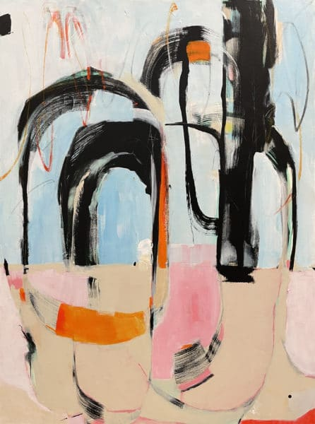Abstract - Malarky, by Kirsty Black
